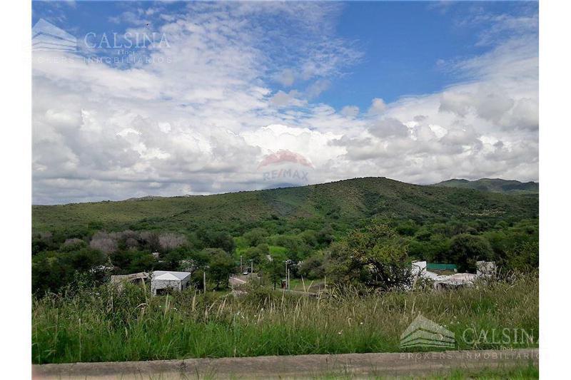 Foto Terreno en Venta en  Cumbres del Golf,  Villa Allende  Cumbres del Golf - terreno con proyecto pago