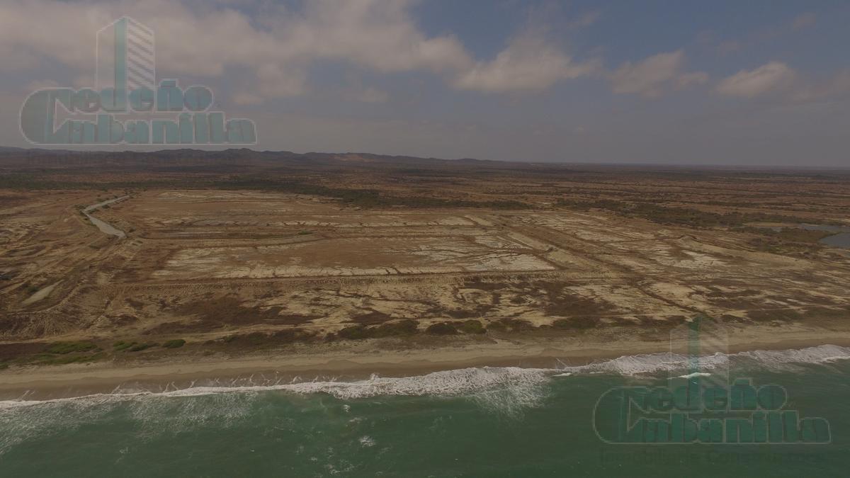 Foto Terreno en Venta en  Norte de Playas,  Playas  VENTA DE TERRENO VIA A ENGABAO FRENTE AL MAR