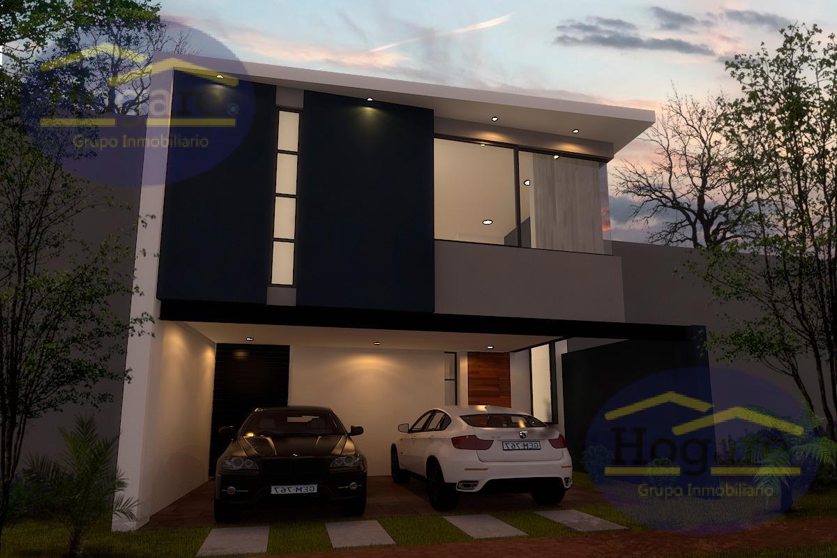 Casa nueva con 3 recs y 3.5 baños Barranca del Refugio León Gto