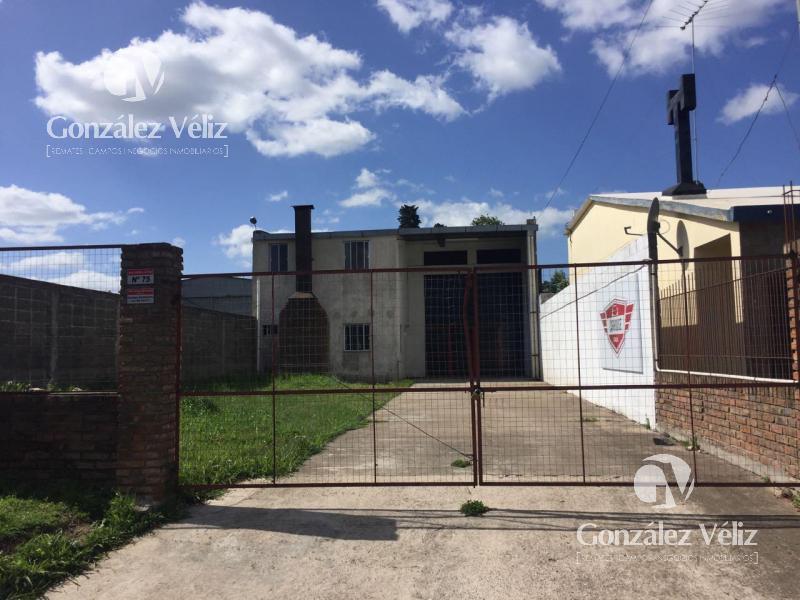 Foto Depósito en Venta en  Carmelo ,  Colonia  Artigas casi Rivera