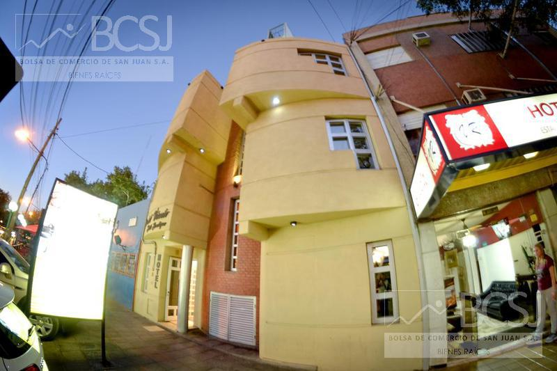 Foto Edificio Comercial en Alquiler en  Capital ,  San Juan  Av. Espana al 300