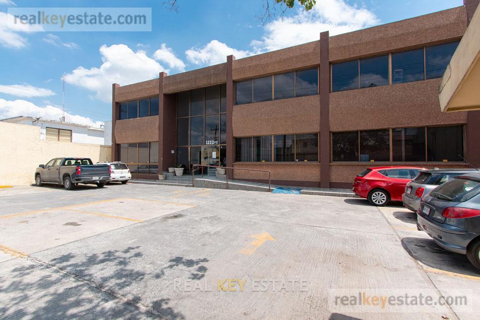 Foto Oficina en Venta en  Centro,  Monterrey  Edificio de oficinas en venta en el centro de Monterrey