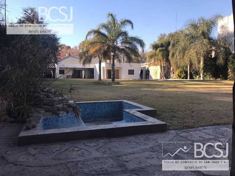 Foto Casa en Alquiler | Venta en  Capital ,  San Juan  Av. Libertador al al 2000