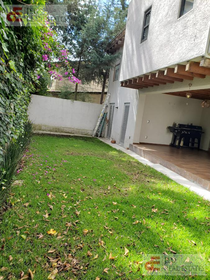 Foto Casa en condominio en Venta en  Club de Golf los Encinos,  Lerma  Rinconada de los Encinos