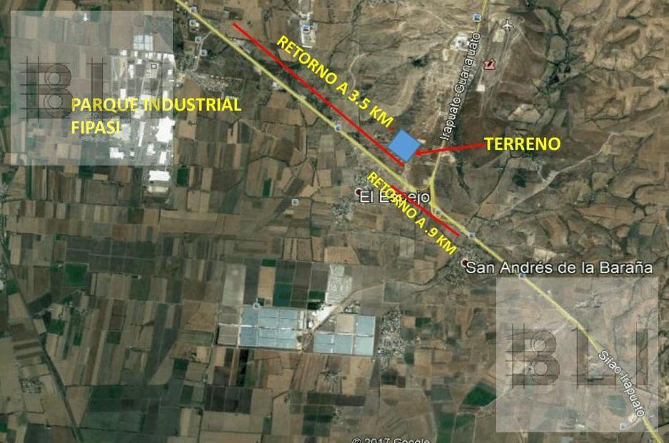 Foto Terreno en Venta en  Silao ,  Guanajuato  carr. irapuato-silao