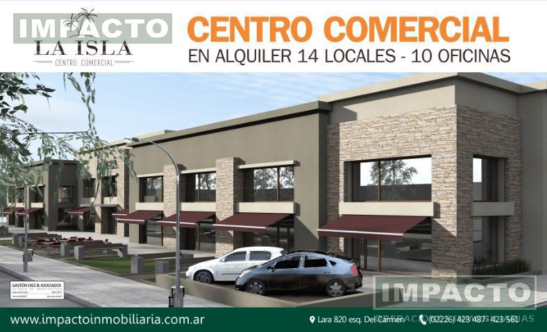 Foto Local en Alquiler en  Cañuelas ,  G.B.A. Zona Sur  LOCALES y OFICINAS en Ruta Nº 205 entre Rivadavia y Mitre