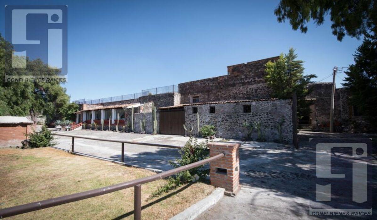 Foto Terreno en Venta en  San Juan Teotihuacan Zona Arqueológica,  Teotihuacán  San Juan Teotihuacan, Terreno -Ex-Hacienda en Venta