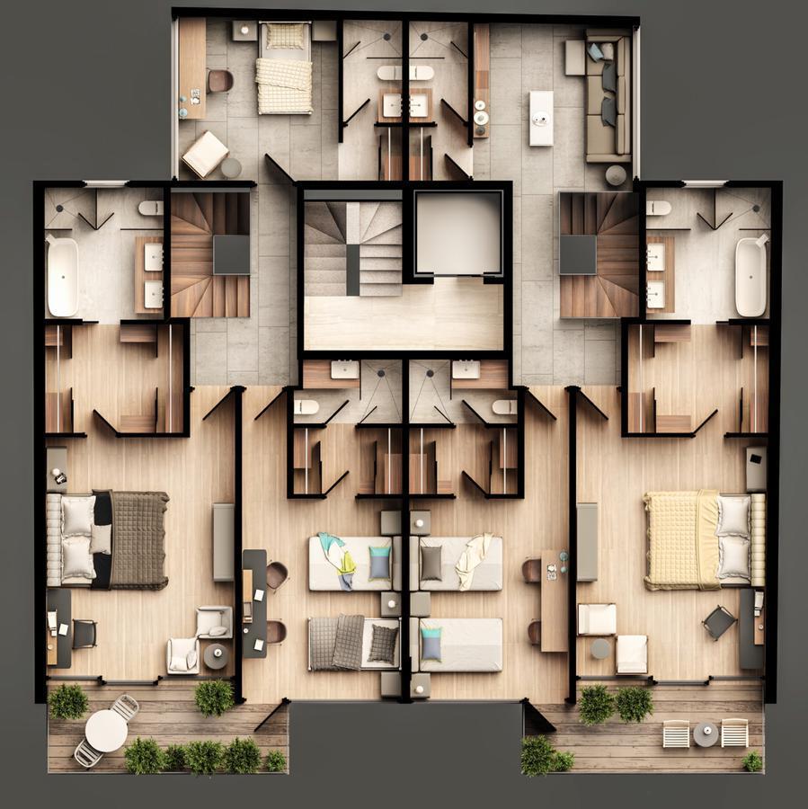 Foto Departamento en Venta en  Polanco,  Miguel Hidalgo  Preventa  departamento calle Ibsen , Polanco (DM)