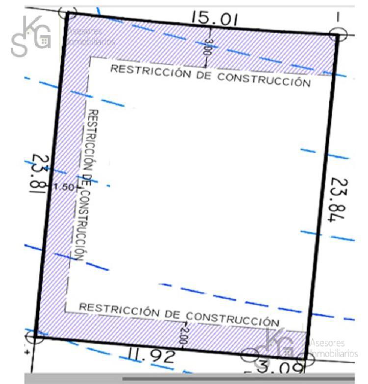 Foto Terreno en Venta en  Bosque Real,  Huixquilucan  SKG Vende Terreno en Boulevard Bosque Real, Residencial la Vista, Bosque Real