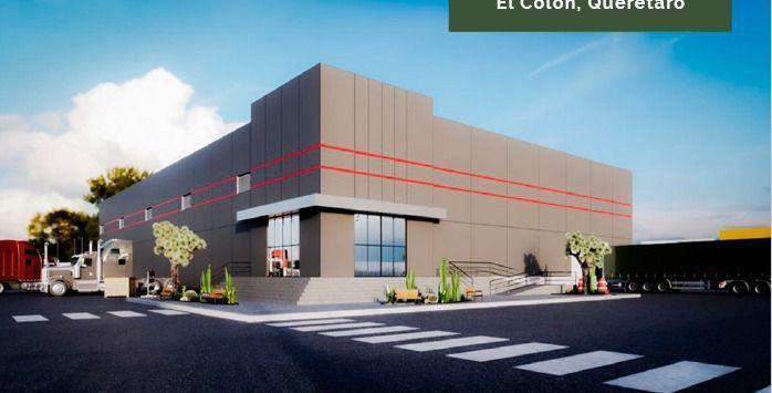 Foto Bodega Industrial en Renta    en  Aeropuerto Internacional de Querétaro,  Colón  Queretaro De Colón Bodega Industrial en Renta