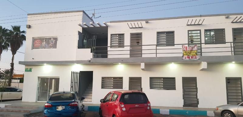 Foto Casa en Renta en  Zona Central,  La Paz  DEPARTAMENTO JUAREZ TIPO UNO