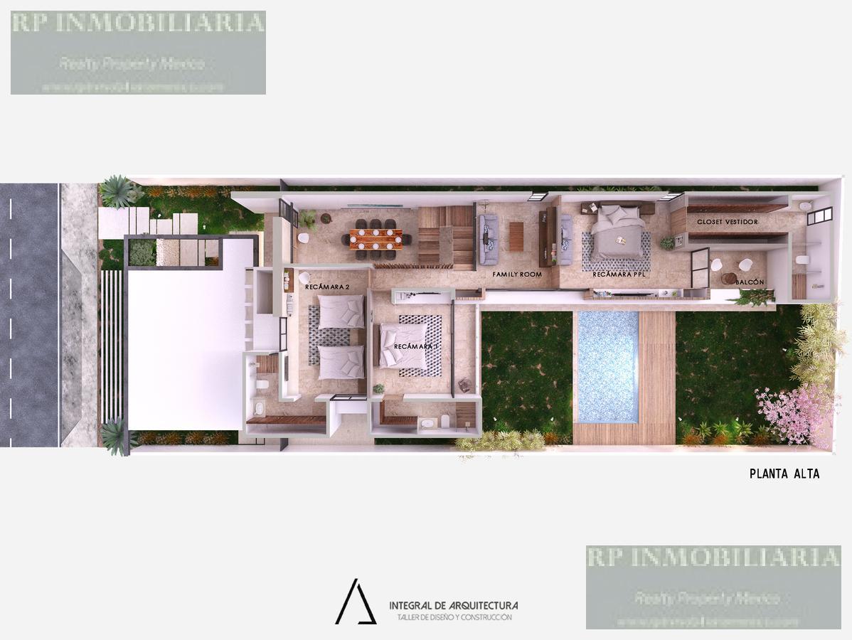 Foto Casa en condominio en Venta en  Santa Gertrudis Copo,  Mérida    CASA EN VENTA DE TRES RECAMARAS EN SANTA GERTRUDIS NORTE DE MERIDA SILVANO