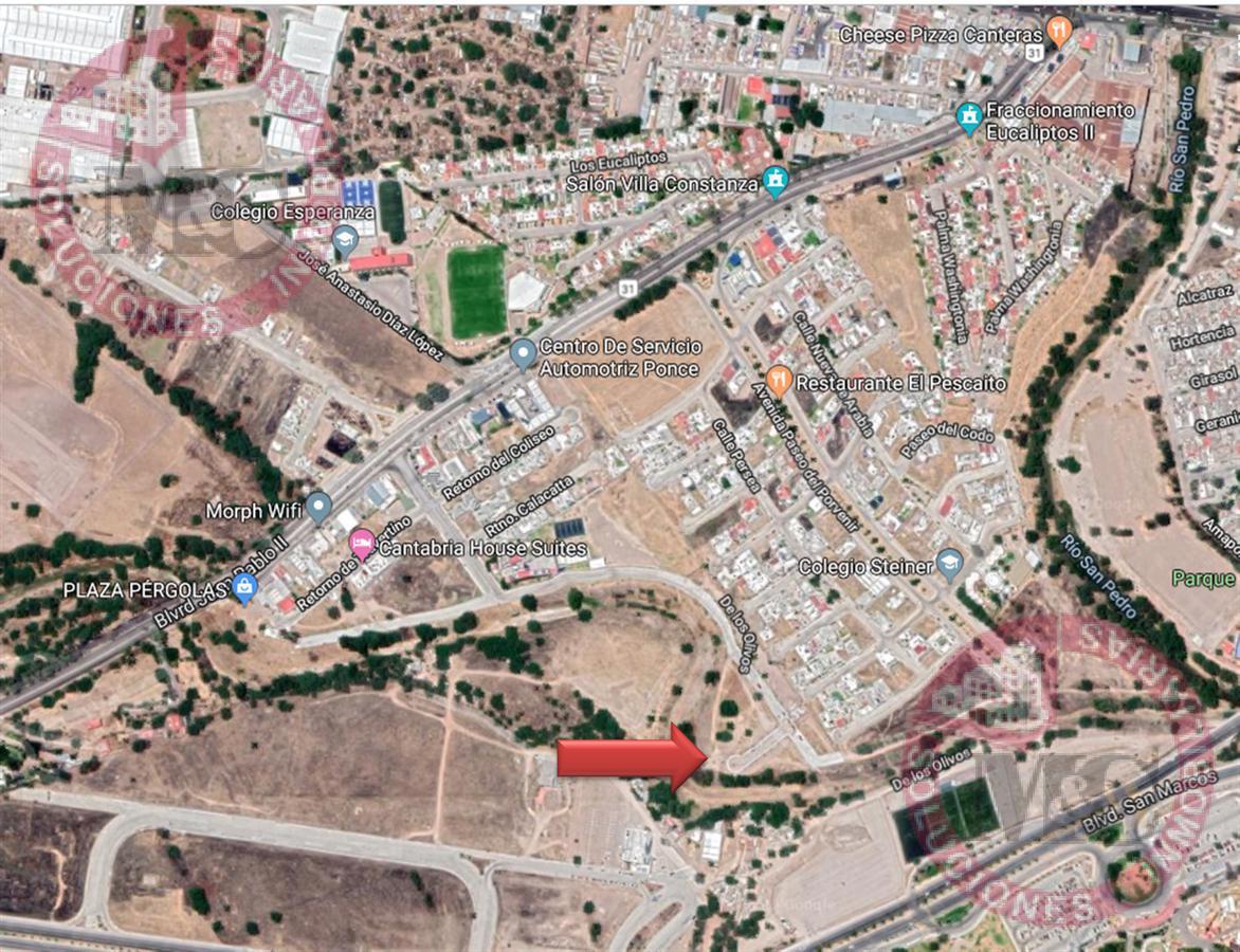 Foto Terreno en Venta en  Condominio Santa Imelda,  Aguascalientes  Privilegiados Lotes en Fracc. Santa Imelda