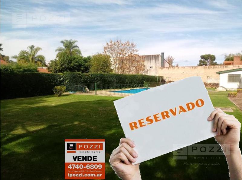 Foto Terreno en Venta en  General Pacheco,  Tigre  Guido al 300