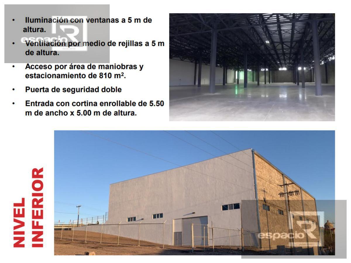 Foto Bodega Industrial en Venta | Renta en  Zootecnia,  Chihuahua  BODEGA EN VENTA O RENTA EN PERIF R ALMADA IDEAL PARA MAQUILADORA O CENTRO DE DISTRIBUCIÓN