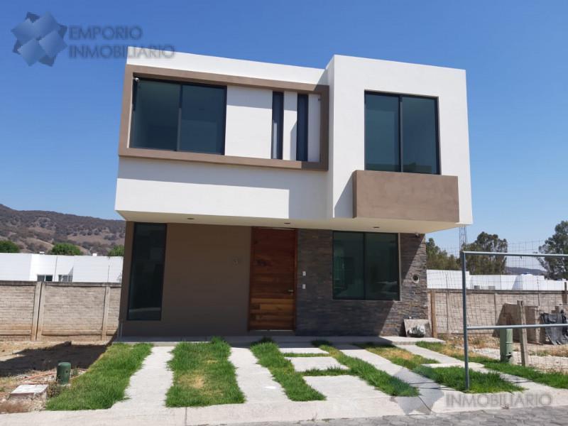 Foto Casa en Venta en  Fraccionamiento Bosque Real,  Tlajomulco de Zúñiga  Casa Venta Fracc. Bosque Real $3,280,000 A257 E1
