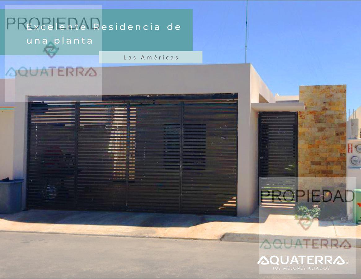 Casa de 1 planta en Las Americas II