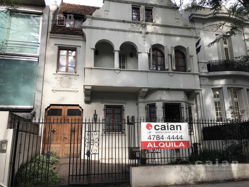 Foto Casa en Alquiler en  Belgrano ,  Capital Federal  Olleros al 2100