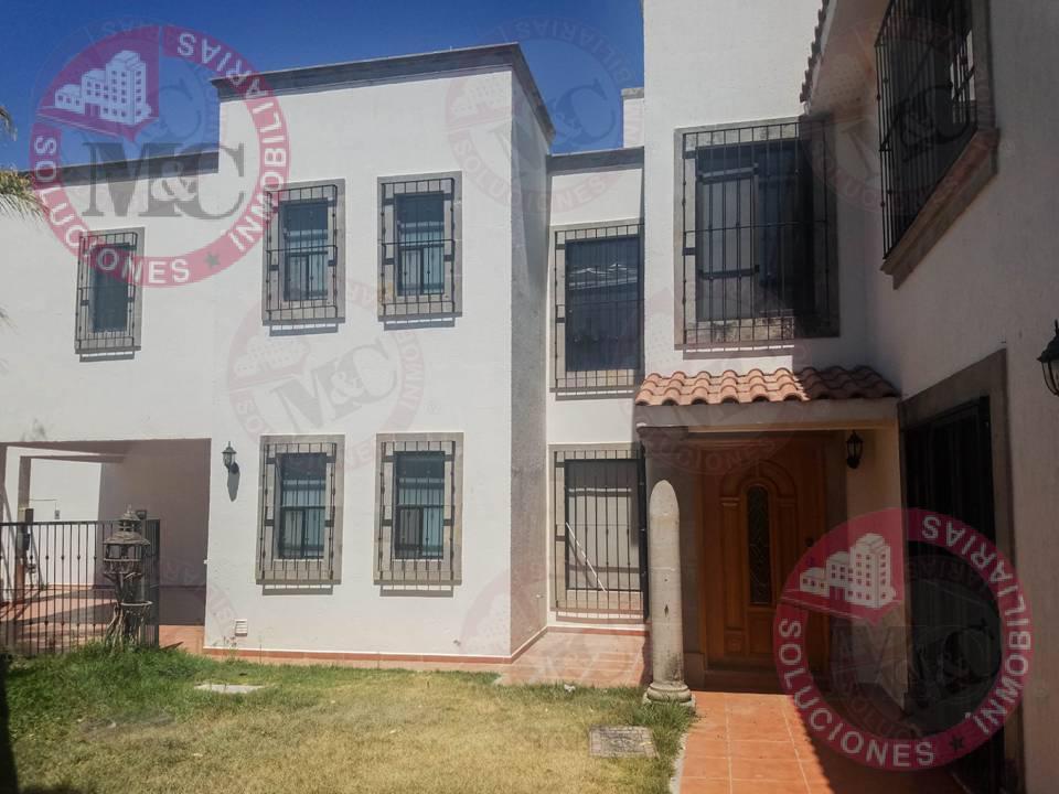 Foto Casa en Renta | Venta en  Fraccionamiento Valle del Campanario,  Aguascalientes  MC VENTA O RENTA DE CASA EN VALLE DEL CAMPANARIO