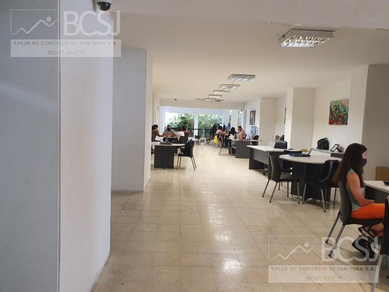 Foto Oficina en Alquiler en  Capital ,  San Juan  Mitre y General Acha - Edificio Bolsa de Comercio