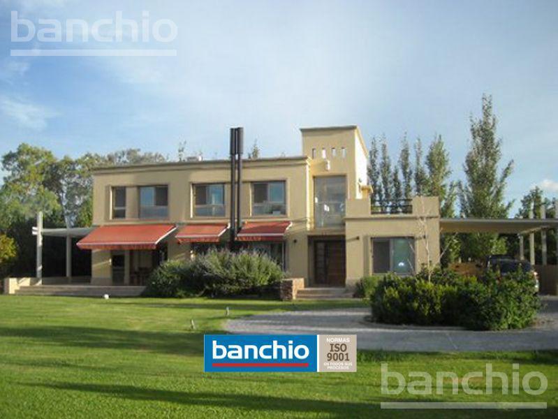 LOS ALAMOS CLUB DE CAMPO 00 , Ibarlucea, Santa Fe. Alquiler y Venta de Casas - Banchio Propiedades. Inmobiliaria en Rosario