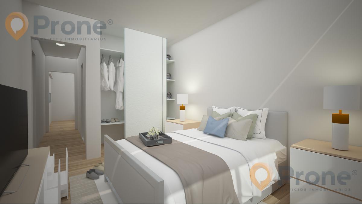 Foto Departamento en Venta en  Centro,  Rosario  Montevideo y Mitre 2 dorm con terraza exclusiva