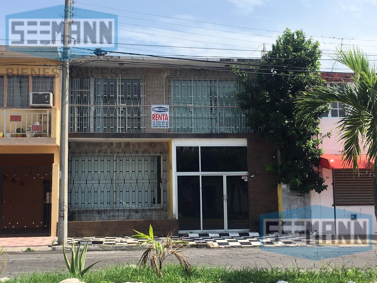 Foto Casa en Renta en  Fraccionamiento Virginia,  Veracruz  Av. Américas # 497 entre Alaminos y Magallanes, Fracc. Virginia, Veracruz, Ver