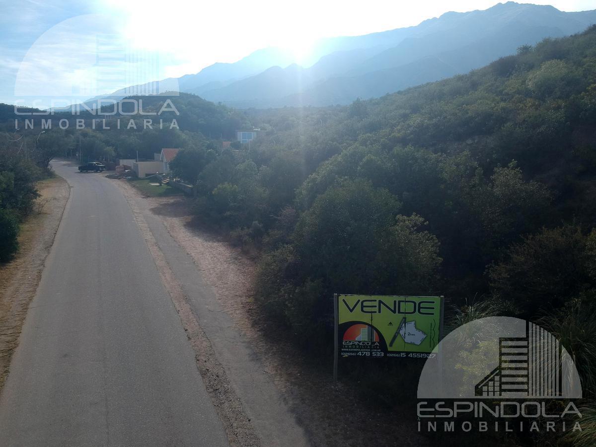 Foto Campo en Venta en  Piedra Blanca Arriba,  Merlo  Av. Dos Venados