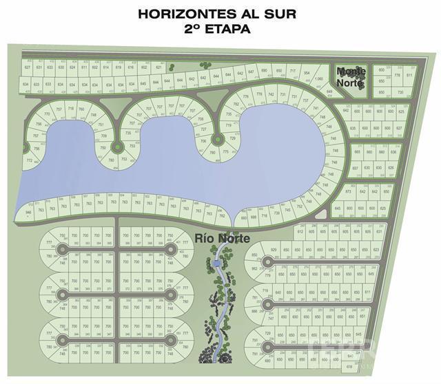Foto Terreno en Venta en  Canning (Ezeiza),  Ezeiza  LOTE EN VENTA : CANNING :: HORIZONTES AL SUR