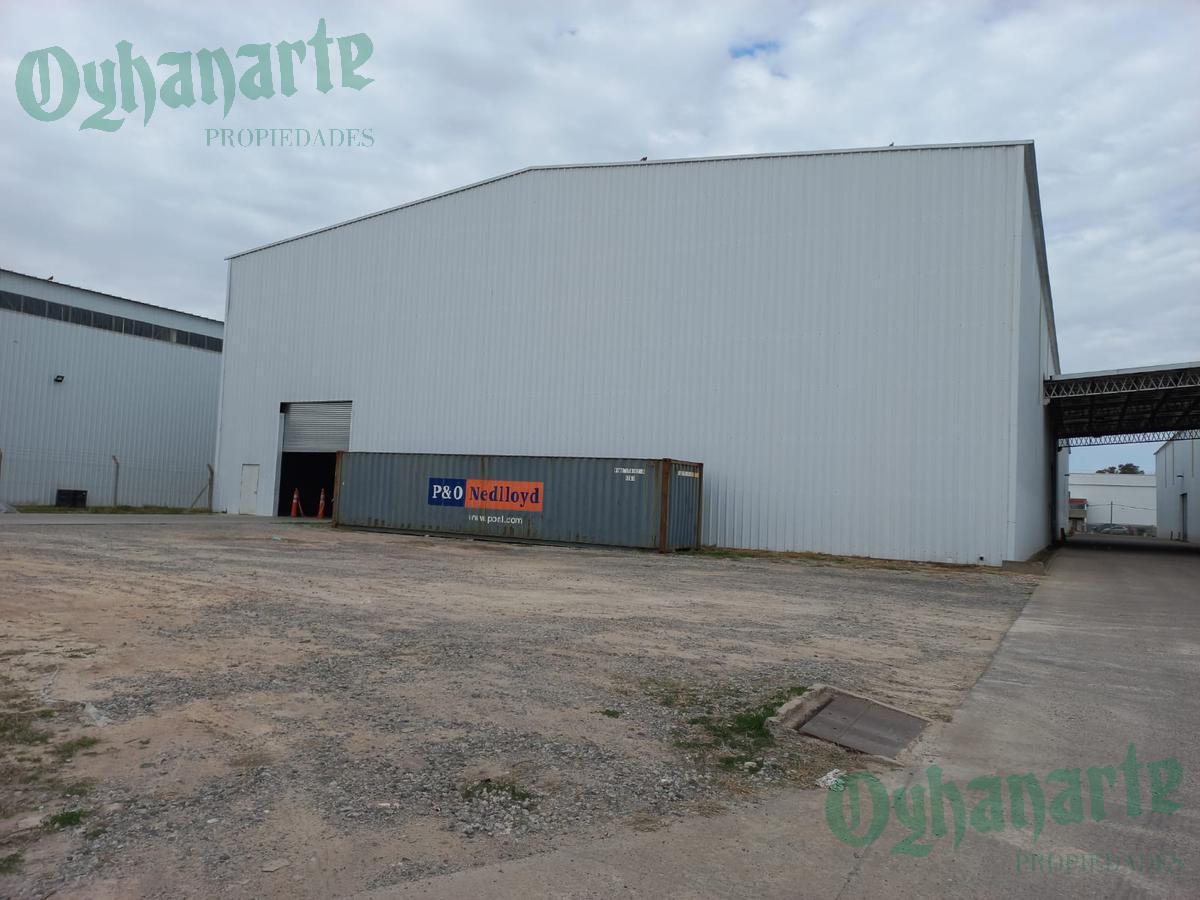 Foto Depósito en Alquiler en  Moreno ,  G.B.A. Zona Oeste  Parque Industrial del Oeste 3300 m2 ALQUILER