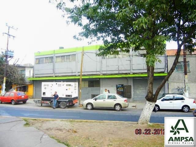 Foto Edificio Comercial en Renta en  Los Reyes Ixtacala,  Tlalnepantla de Baz  Edificio Comercial en Renta, Los Reyes Ixtacala