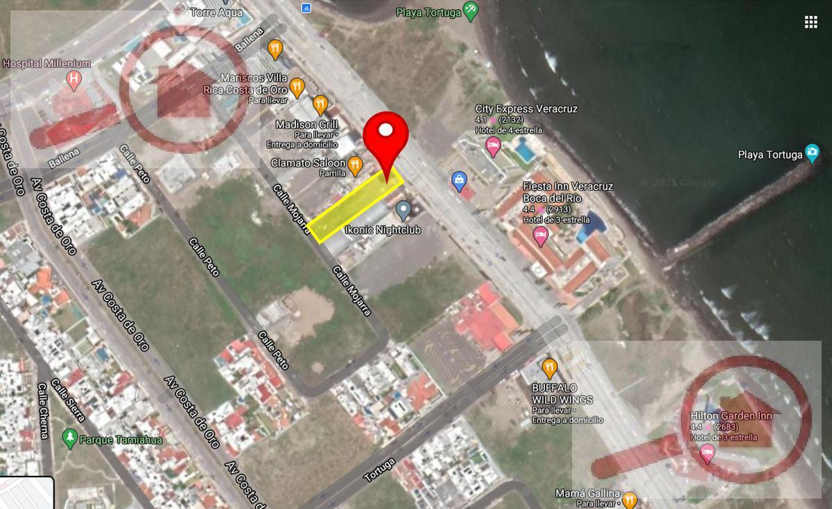 Foto Terreno en Venta en  Fraccionamiento Costa de Oro,  Boca del Río  Terreno en Venta en Costa de Oro sobre Blvd Avila Camacho