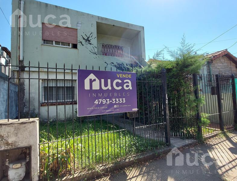 Foto Casa en Venta en  Beccar Alto,  Beccar  Propiedad a reciclar sobre excelente lote de 459m2 | Gral. Guido al 800