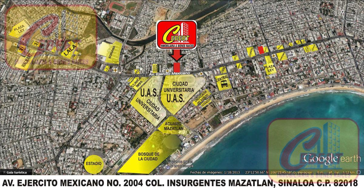 Foto Oficina en Renta en  Insurgentes,  Mazatlán  RENTA DE OFICINA  AMUEBLADA EN MAZATLAN, SINALOA
