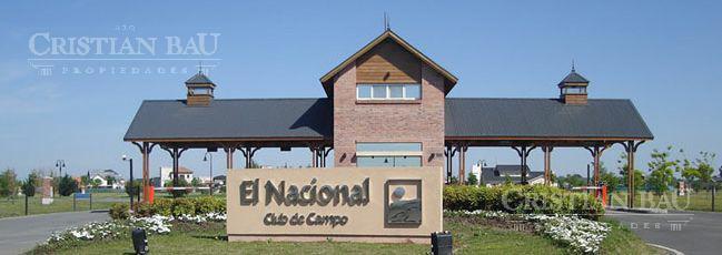 Foto Terreno en Venta en  El Nacional Club De Campo,  Countries/B.Cerrado (G. Rodriguez)  EL NACIONAL