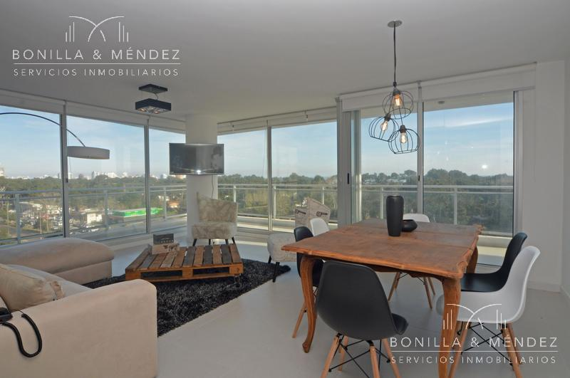 Foto Apartamento en Venta en  Roosevelt,  Punta del Este  Avenida Roosevelt y Salt Lake