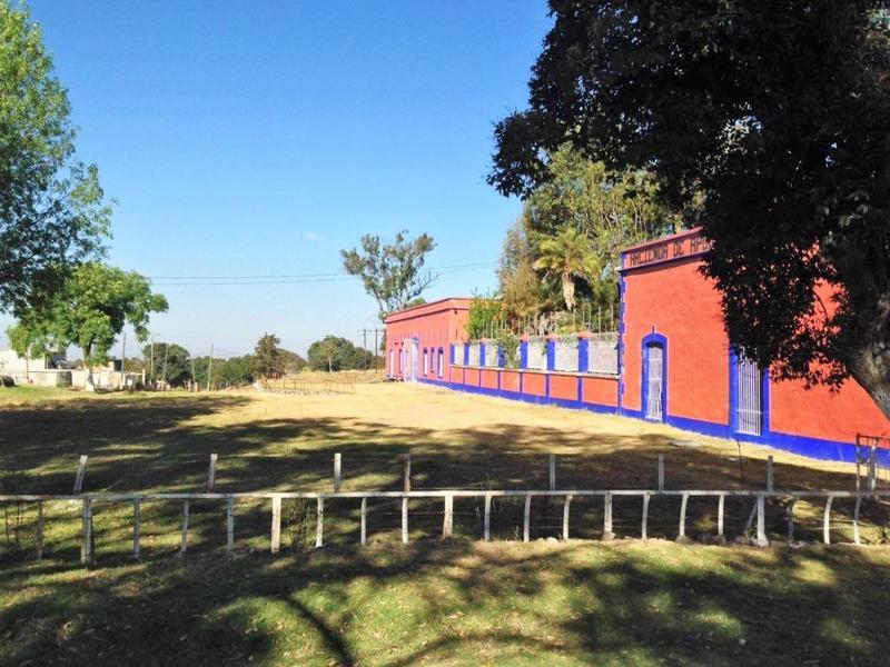 Foto Quinta en Venta en  Nueva Ex-hacienda de apulco,  Metepec  Venta de Hotel en Hacienda de Metepec, Hidalgo