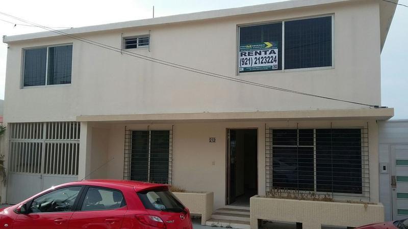Foto Casa en Renta en  Coatzacoalcos Centro,  Coatzacoalcos  18 de marzo #212 col. centro