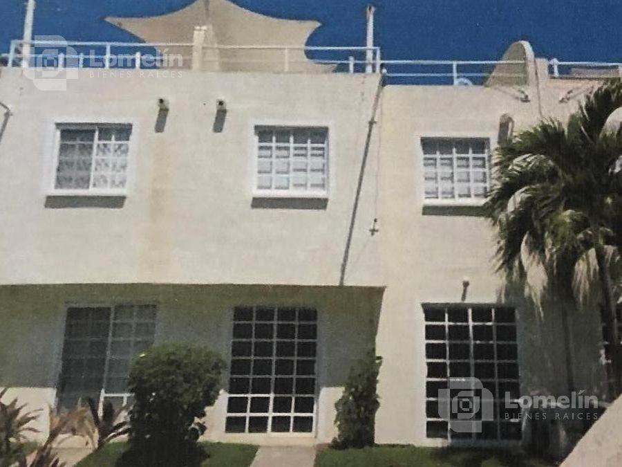 Foto Casa en Venta en  Fraccionamiento Puente del Mar,  Acapulco de Juárez  Carretera a Barra Vieja 1000