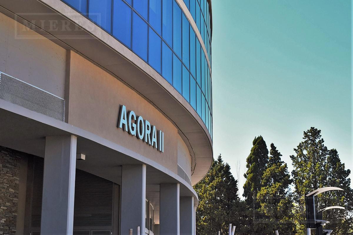 Oficina de 41 mts en AGORA II