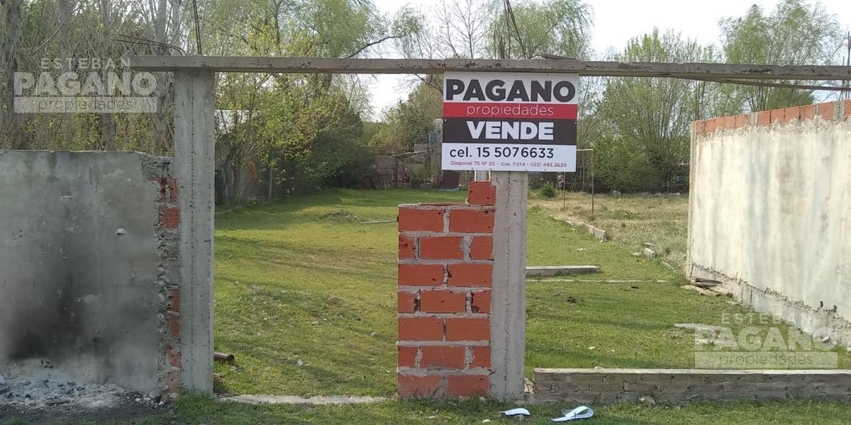 Foto Terreno en Venta en  Joaquin Gorina,  La Plata      492 e 138 y 139
