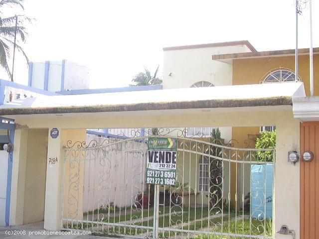 Foto Casa en Renta en  Petrolera,  Coatzacoalcos  AV. VERACRUZ #718-A COL PETROLERA