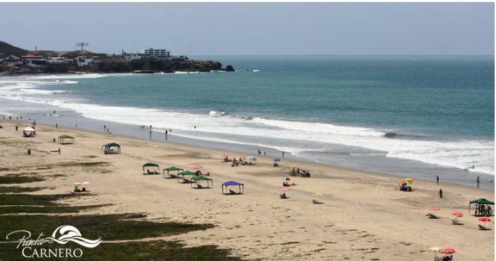 Foto Terreno en Venta en  Punta Carnero,  Salinas  Vendo Terreno Punta Carnero Frente del Mar
