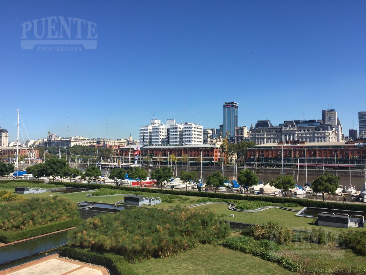 Foto Departamento en Alquiler en  Puerto Madero,  Centro (Capital Federal)   Terrazas del Yacht - Dólar Oficial - Incluye Expensas y ABL