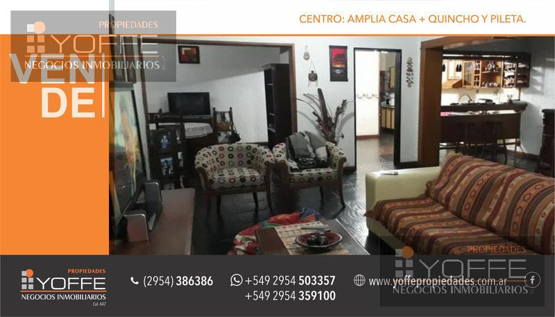 Foto Casa en Venta en  Centro,  Santa Rosa  Centro