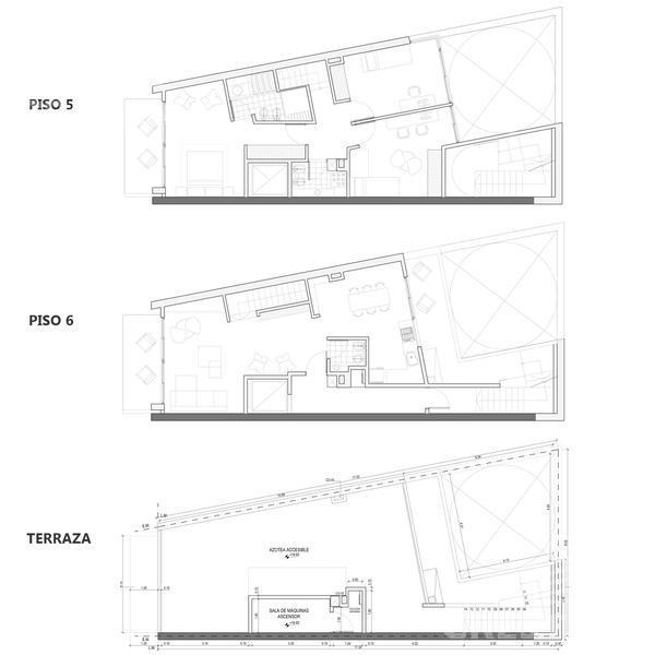 Venta departamento 3+ dormitorios Rosario, zona Centro. Cod 4132. Crestale Propiedades
