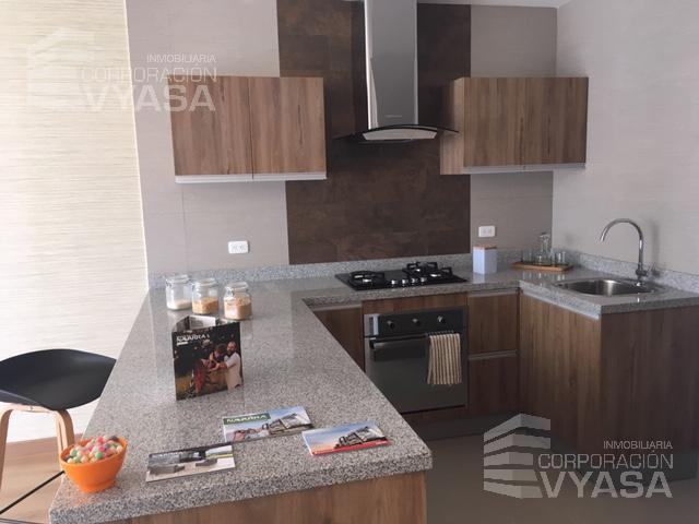 Foto Departamento en Venta en  El Condado,  Quito  El Condado - Dentro de Urbanización, Apartamento a estrenar de 85 m2 en venta,   (N°204) Piso 2