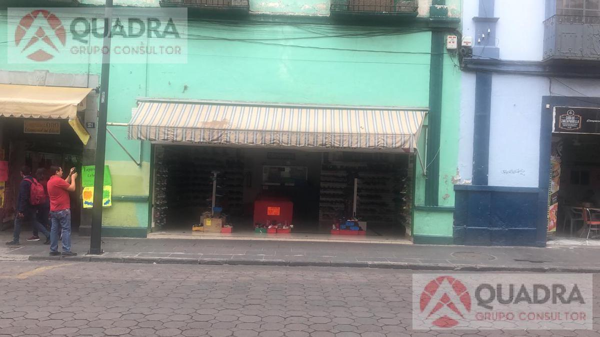 Foto Local en Renta en  Puebla Centro,  Puebla  Local en Renta en el Centro de Puebla Puebla
