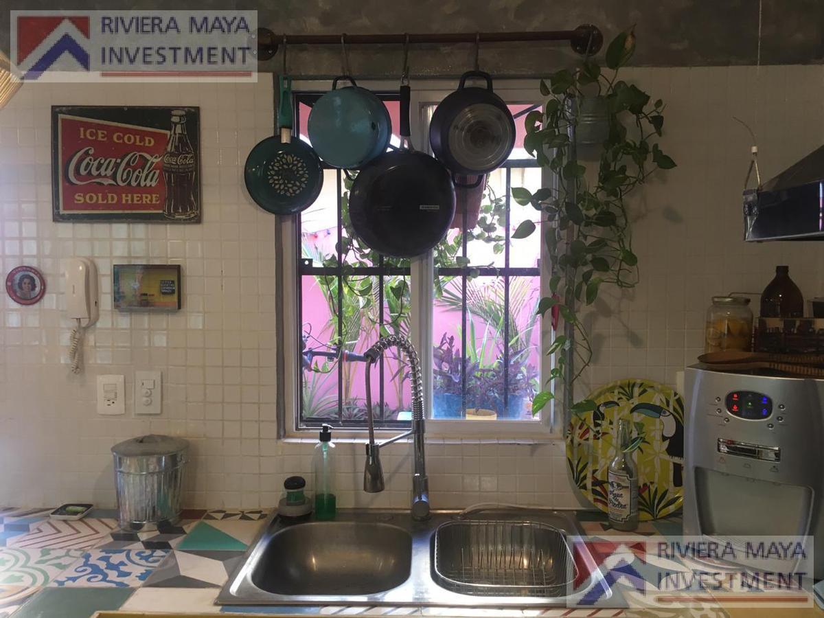 Foto Casa en Renta en  Solidaridad ,  Quintana Roo  CR12 PRIVADA ALEN CASA25