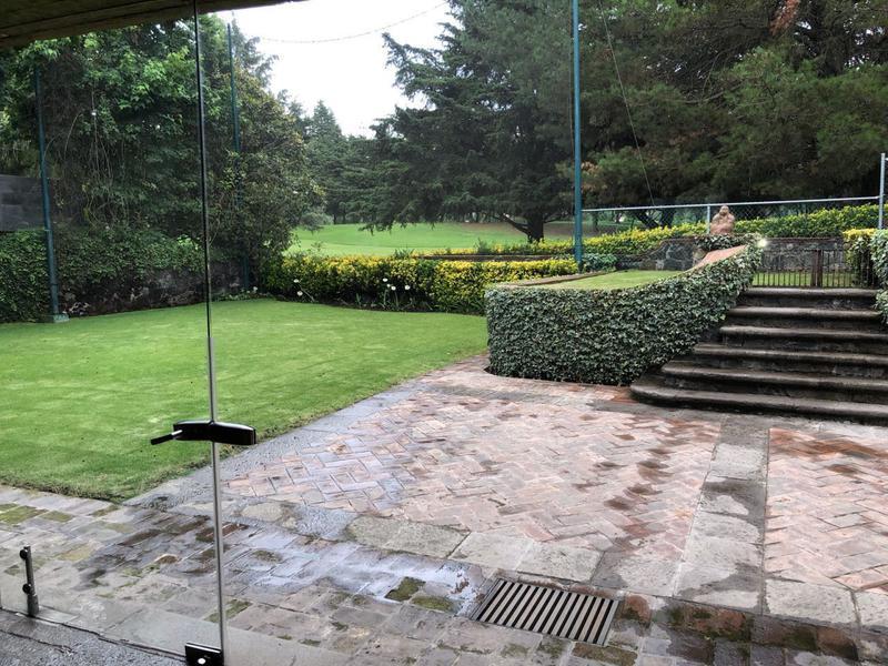 Foto Casa en Renta en  Club de Golf los Encinos,  Lerma  Casa en fairway en muy buen estado